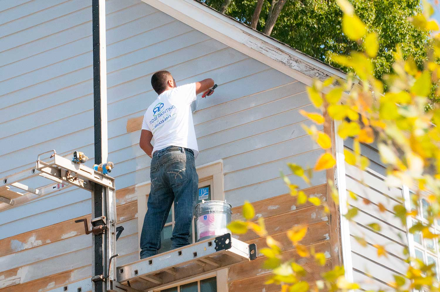 exterior painters Readington nj