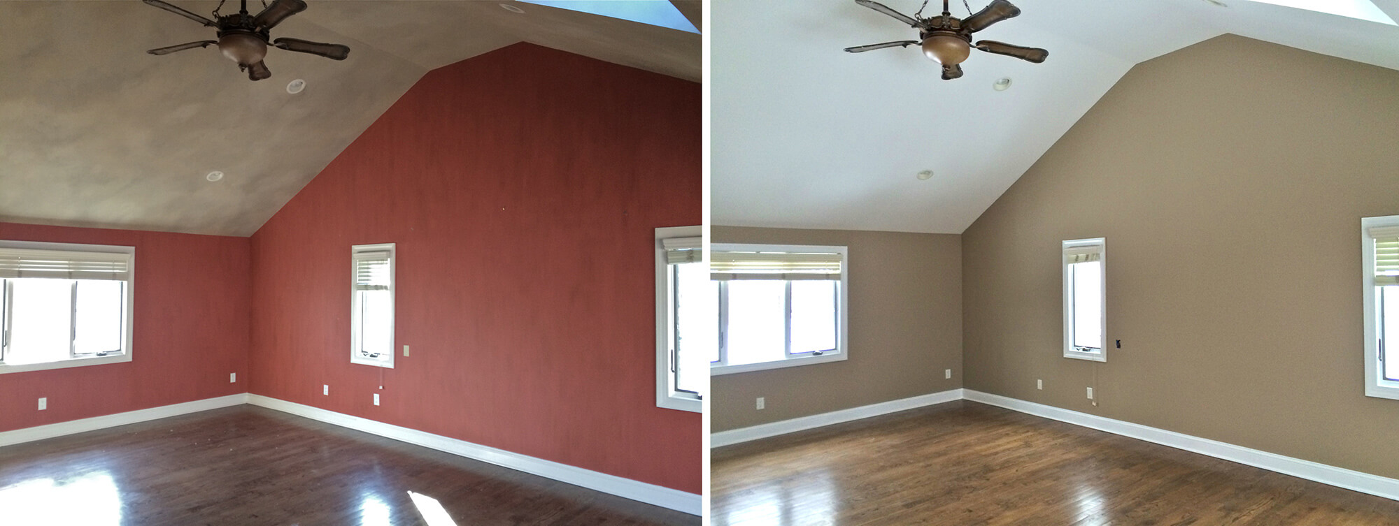 Interior Painting Images: Ridge Painting Company