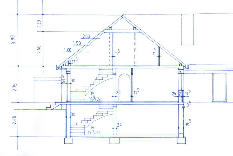 House blueprint architecture design ridge painting company house blueprint architecture design malvernweather Images