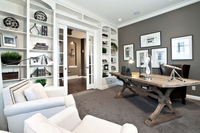 5 rules for designing a home office you actually want to use ridge