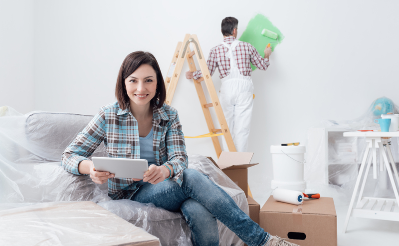 Is it Time to Repaint Your Home?