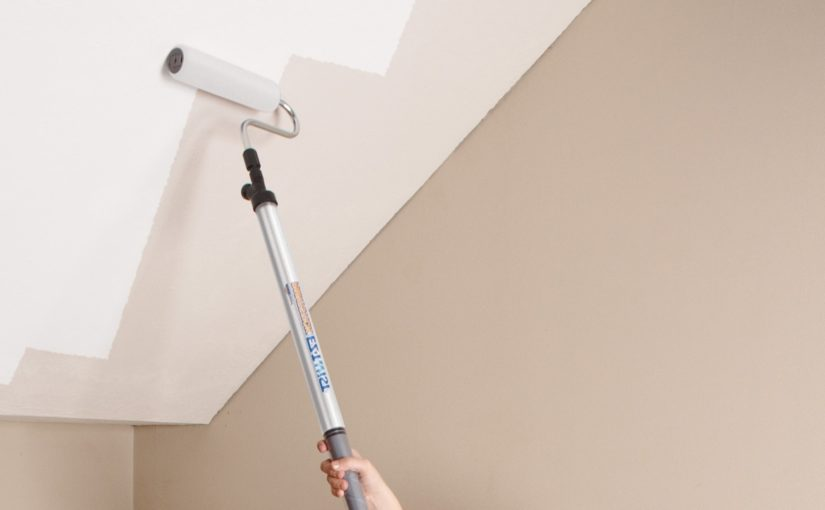 How to Properly Paint a Ceiling