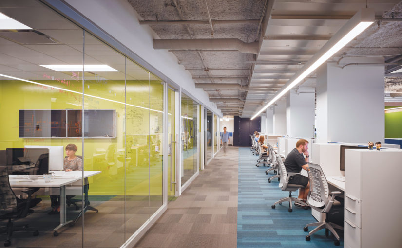 Interior Paint Colors for Your Office Space